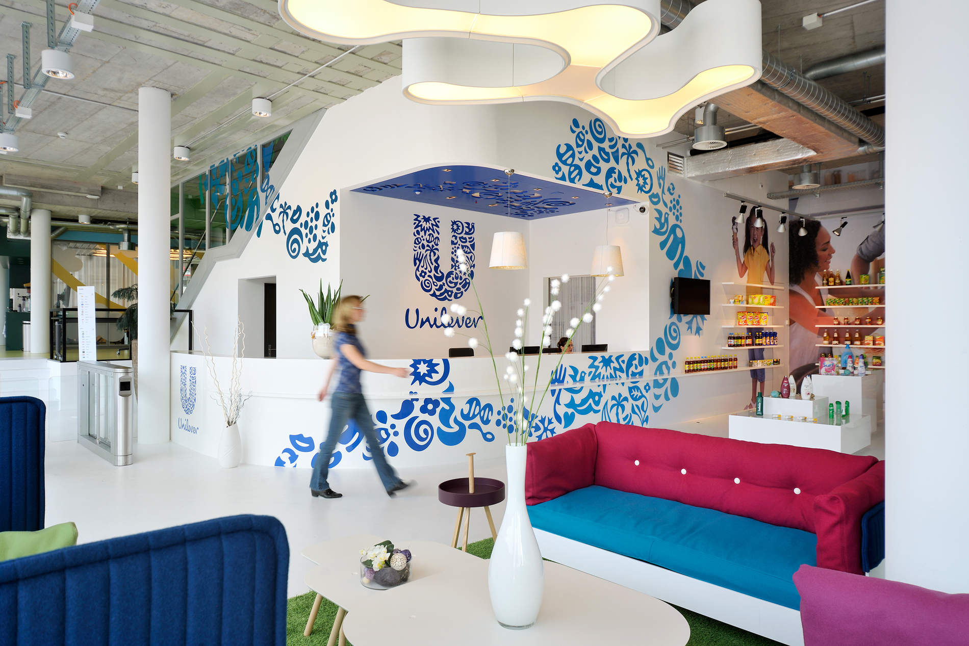 Unilever Schaffhausen likewise Unilever Office Camenzind Evolution as well Unilever Switzerland Offices Agile Working In Action besides Unilever Switzerland Offices likewise Unilever Headquarter Building. on unilever offices switzerland